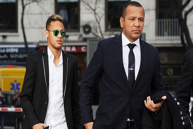 Cool Cash ! Neymar's Father To Line His Pocket With €62m From His Son's move 1