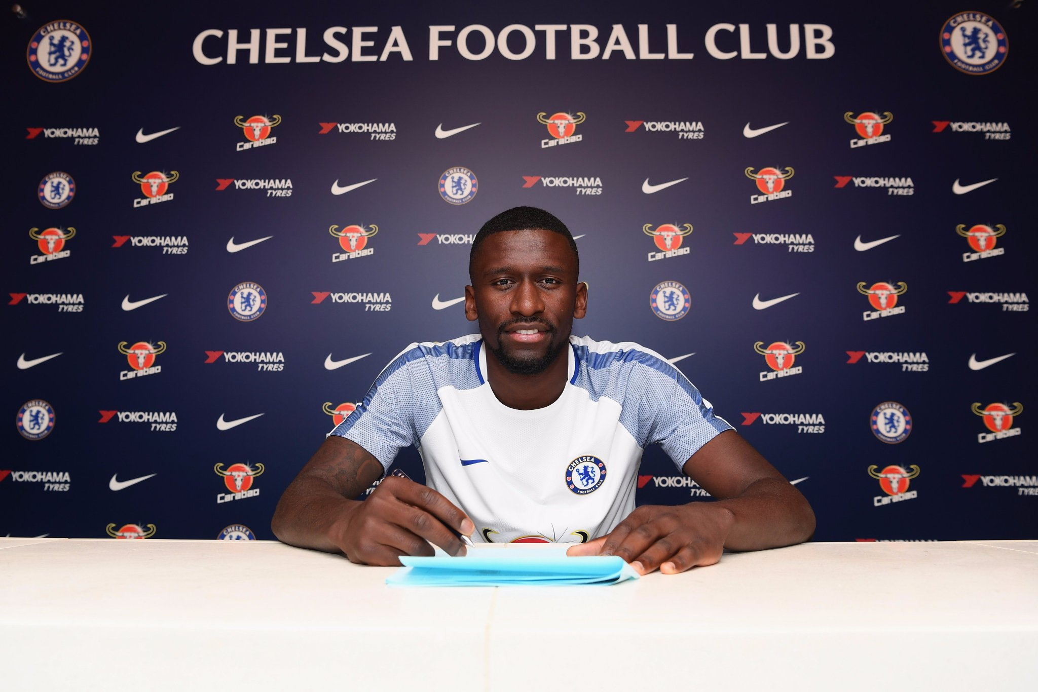 Official: Chelsea Secure Signing Antonio Rudiger For A Reported Fee Of £34m 1
