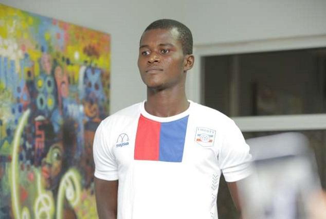 Ghanaian Police Officer Samuel Sarfo Finally Makes Black Stars Debut 3