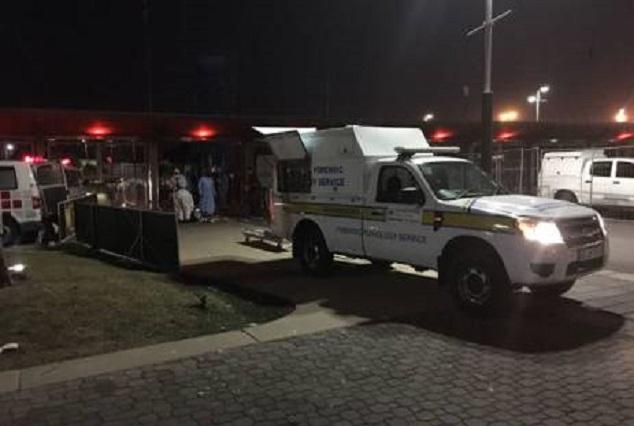 Tragic! 2 Dead, 17 Injured After Stampede In Soweto Derby 1