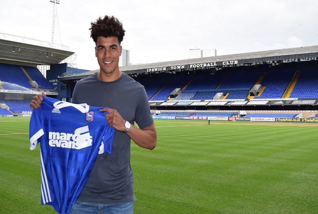 Official : Cardiff City Midfielder Tom Adeyemi Joins Ipswich Town On A Two-Year Deal 1