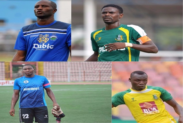 Top Ten Veterans In Nigeria Professional Football League 21