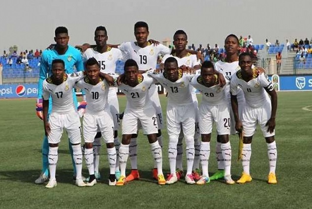 FIFA U17 World Cup : Black Starlets Face India, USA And Colombia 1