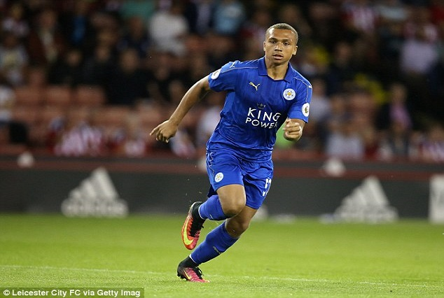 Nigerian Striker Layton Ndukwu Pens New Deal With Leicester City 3