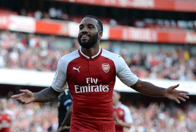 Thierry Henry Believes Lacazette Has The Ability To Succeed In The Premier League 1