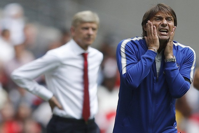 Antonio Conte Lost His Cool When Quizzed Over Summer Transfers 1