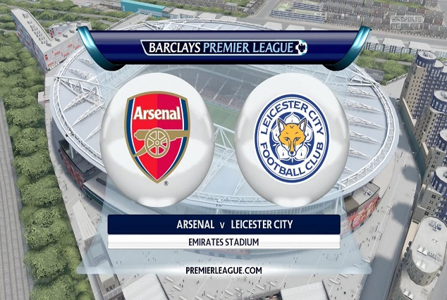 EPL : Arsenal - Leicester City - Preview, Team News And Injury Updates 5