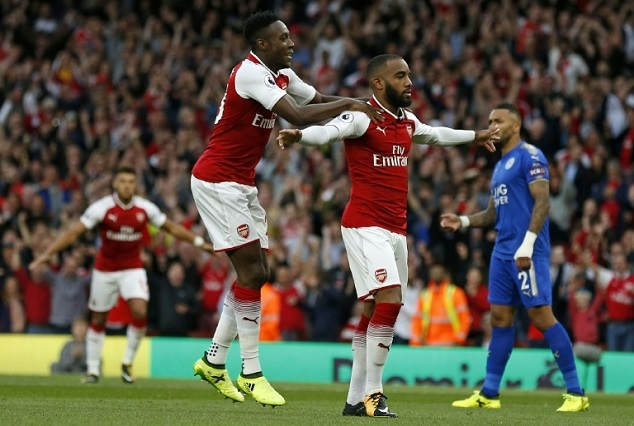 Shower Of Goals! Arsenal Wins 7-Goal Thriller In Premier League Opener 7