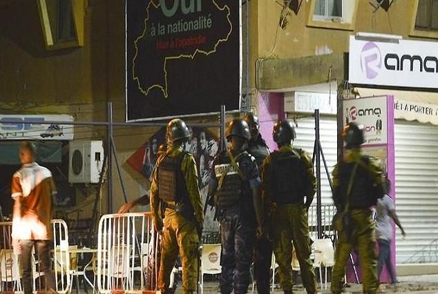 Home-Based Black Stars Escaped Terrible Terrorist Attack In Ouagadougou 5