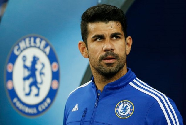 Chelsea Treated Me Like A Criminal, It's Unfair After All I Have Done - Diego Costa 1