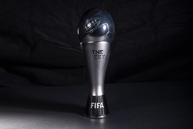 All 24 Nominated Candidates For FIFA's 'The Best' Award 51