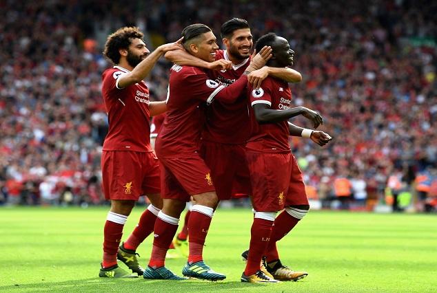 Liverpool Demolish Calamitous And Toothless Arsenal 1