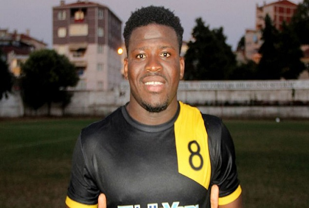 Record Breaker ! Ghana Intl Mohammed Sumaila Joins Yörükalispor For 4.35 Litres Of Olive Oil 1