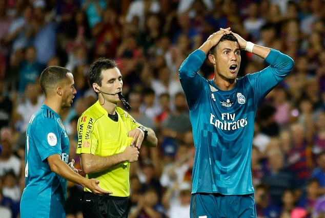 No Pardon For Ronaldo, Five Match Ban Still Intact 1