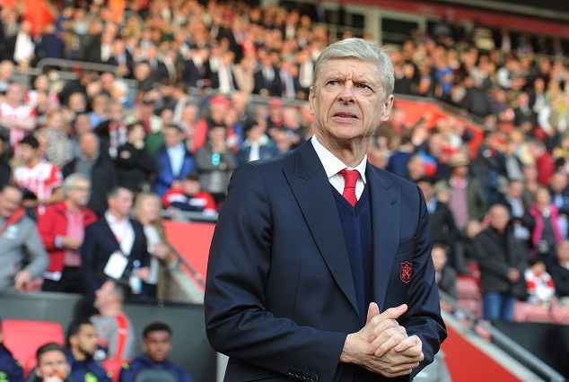 Bad News For Arsenal Fans! As Wenger Insists On Not Thinking About Any Signing 1