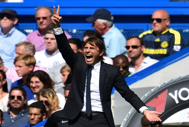 I'm Totally Committed To The Club, I Won't Quit Over Transfers - Conte 1