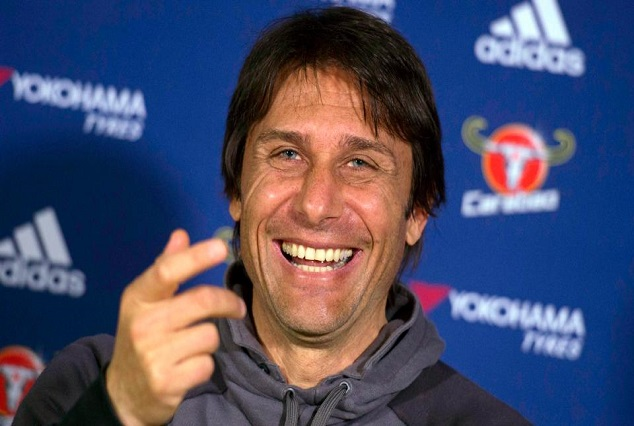 "Antonio Conte Laughs Off Costa Claim, Insists ""He Is The Past"" 1"