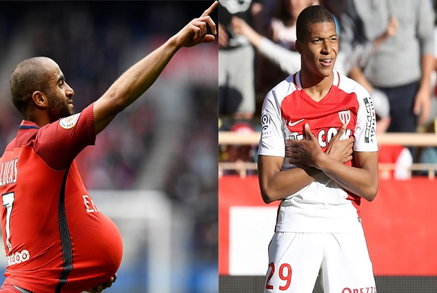 PSG Closing In On £128m Deal For Kylian Mbappe Plus Lucas Moura 1