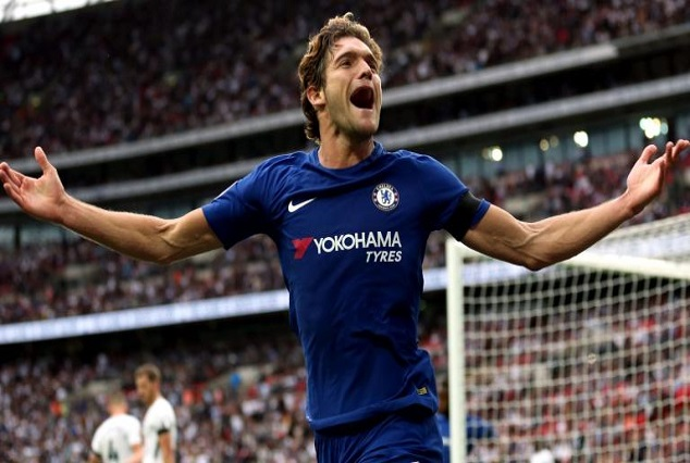 Marcos Alonso Sublime Brace Rescue Chelsea From Dominant Spurs 1