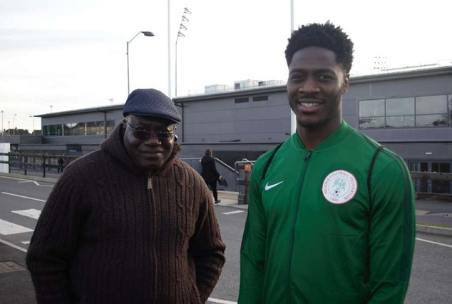 Ola Aina - It Was A Very Proud Moment To Get Called-Up By Nigeria 1
