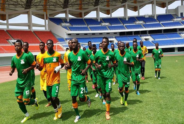 Zambia To Hold Training Camp In Europe In A Bid To Beat Super Eagles In Uyo 1