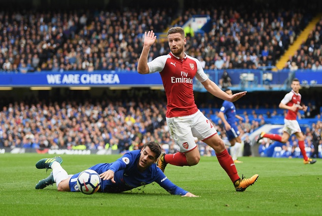 Gary Cahill- It Was Frustrating We Couldn't Open Up Arsenal Defence 3