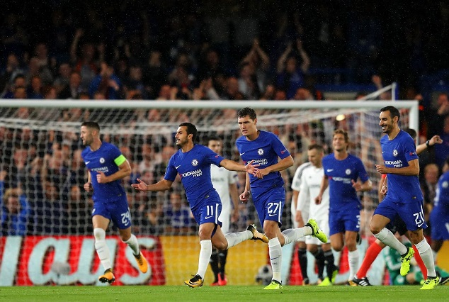 Cold-Blooded Chelsea Dispatched Hapless Azerbaijani Debutants Qarabag 1