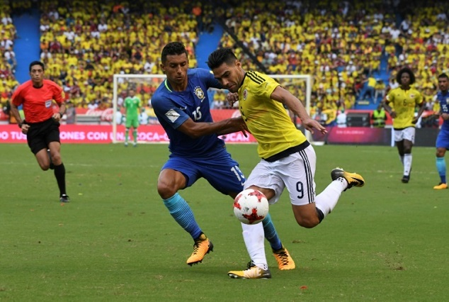 Falcao Strikes End Brazil's Remarkable Run 1