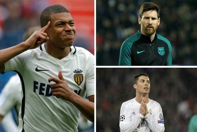 To Equal What Messi Or Ronaldo Has Done, Mbappe Will Have To Wait - Guardiola 1