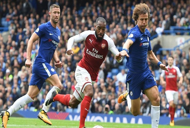 London Derby: Chelsea And Arsenal Share The Spoils In A Physical Demanding Clash 3