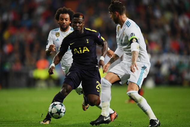 Hugo Lloris Heroic Keeps Real Madrid At Bay As Tottenham On Course For Last 16 5