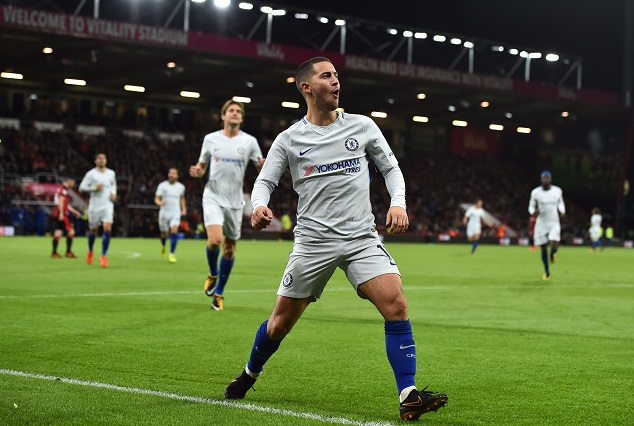 Eden Hazard Lone Goal Lifts Wasteful Chelsea To Victory 3