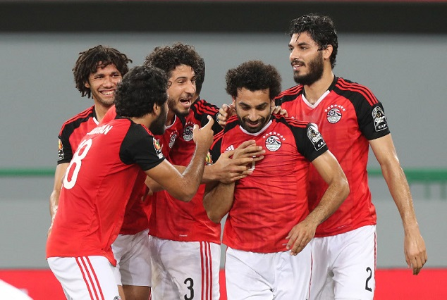Drogba Share His Joy With Salah, As Egypt Qualify To First World Cup Since 1990 3