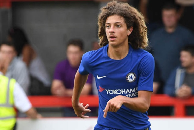 Ethan Ampadu : The First Player Born This Millenium To Start For Chelsea 1