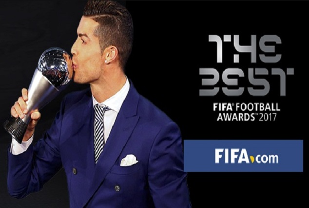 FIFA Best Awards: Ronaldo Beat Messi, Neymar To Claim Best Male Player 15