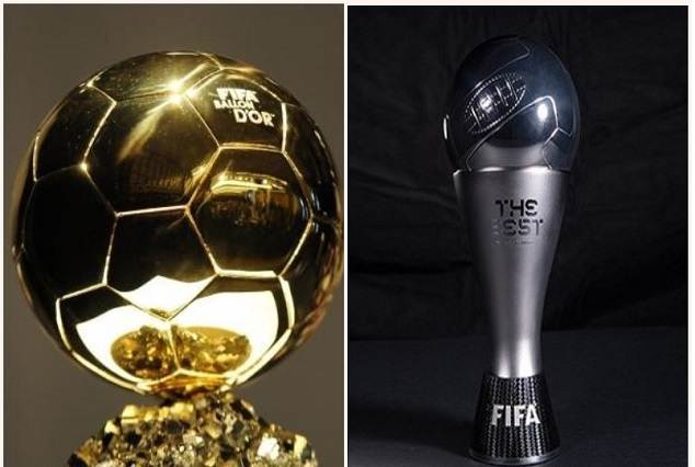FIFA Best Awards & Ballon D'Or : The Difference 1