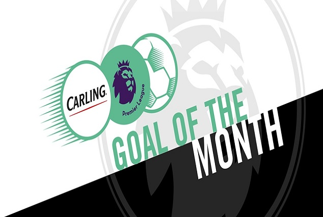 Video : Nominees For September's Premier League Goal Of The Month Award 1