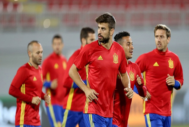 Gerard Pique Insulted And Whistle At By Spain Fans, As He Is Told To Quit 1