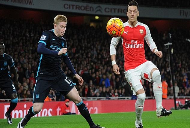 Premier League Assist Stats: Mesut Ozil vs De Bruyne 1