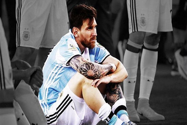 Lionel Messi & Argentina World Cup Hopes Hanging On A Tiny Thread 1