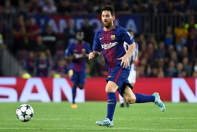 """Messi Is So Good That He Could Take A """"Mediocre Team"""" To LaLiga Title Success - Luiz 1"""