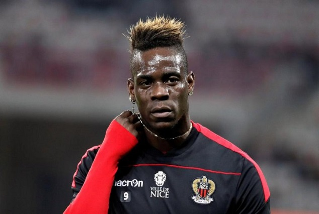 PSG vs OGC Nice : I'm Disappointed ! Balotelli Rues Neymar Absence 1