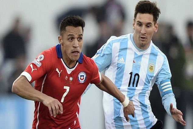 Lionel Messi & Sanchez In Serious Danger Of Missing The 2018 World Cup 1