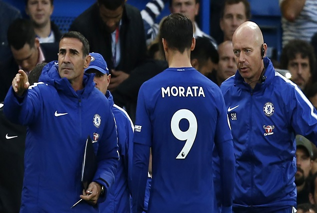 Conte Optimistic About Morata, He Will Be Back In No Time 1