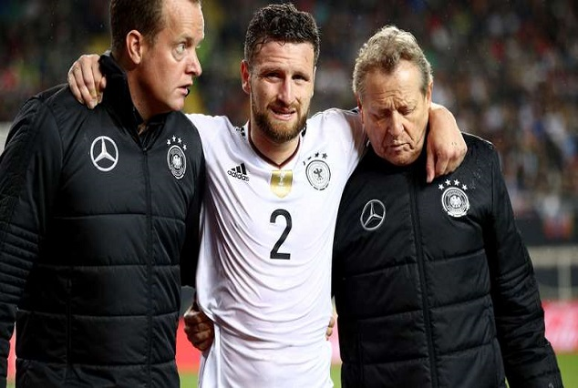 Mustafi Set For A Prolonged Spell On The Sidelines With Hamstring Injury 1