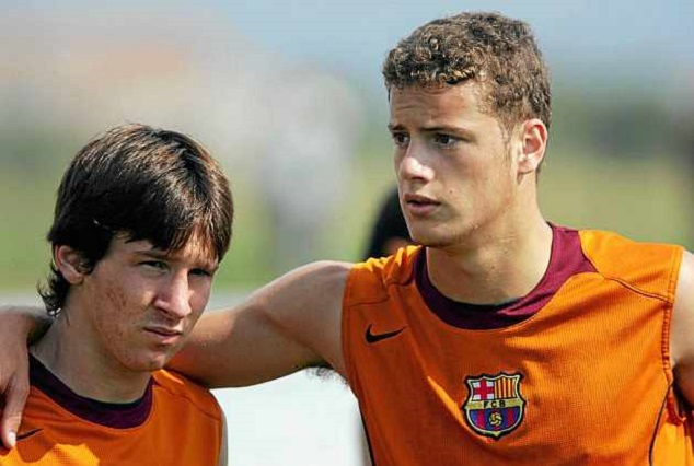 'I Would've Laughed It Off, If I Was Told Messi Would Become World Best - Oriol Riera 5