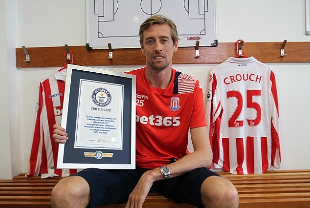 Natural 9 Becoming Obsolete - Crouch Laments , As He Enters Guinness World Records 3