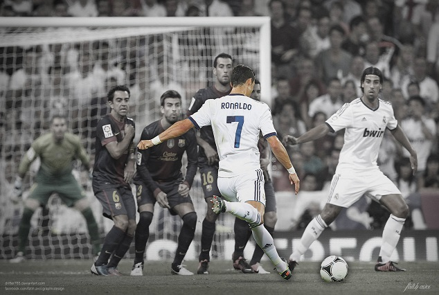 The Player Behind Ronaldo Free-Kick Prowess 1