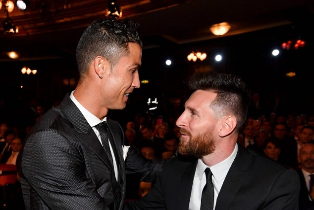 """Ronaldo Is Brilliant, But """"Lionel Messi Is F***ing Greatest"""" - Former Man Utd Star 1"""