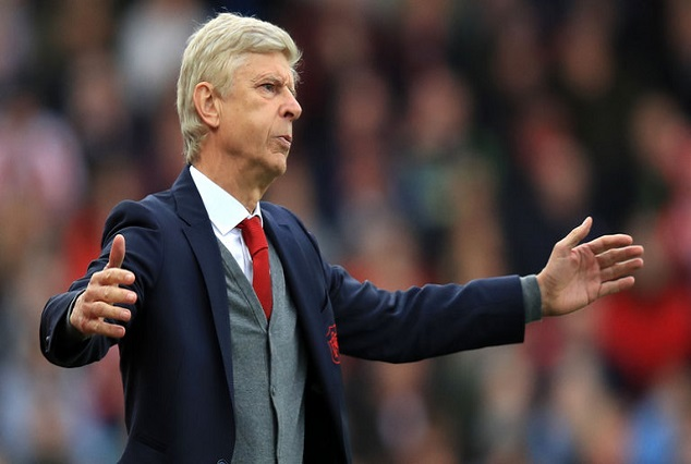 "I Dedicate 99% Of My Lifetime To Make Arsenal Fans Happy - Please ""Be Behind The Team"" - Wenger 1"